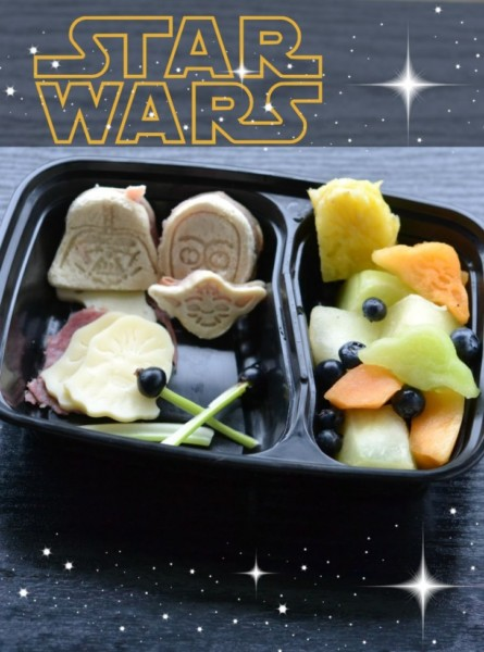 Star wars lunch box idea