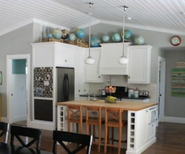 Home Sweet Home on a Budget:  Kitchen Project Linkup