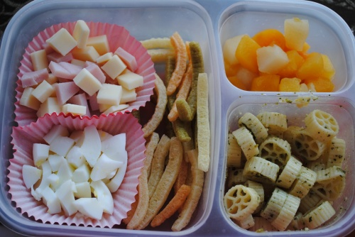easy bento boxes for school lunches