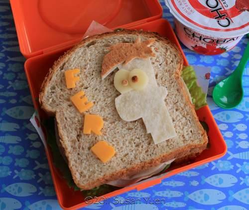 Ferb lunch idea