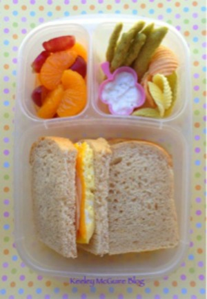 Easy lunch ideas for school