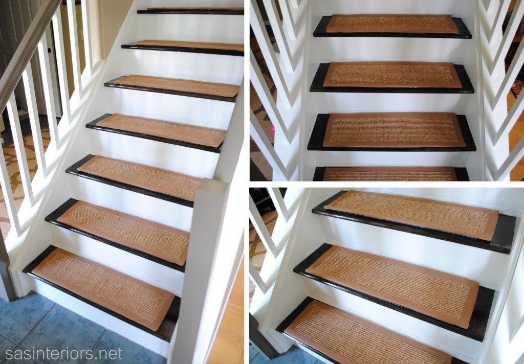 Remodelaholic carpet to wood stairs for Ideas for redoing stairs
