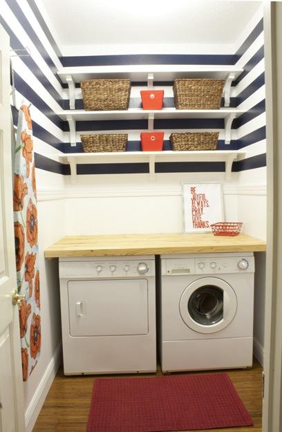 Great Hardworking Laundry Room Ideas