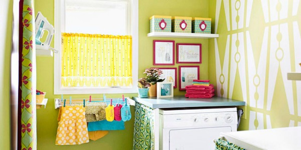 Great Hardworking Laundry Room Ideas