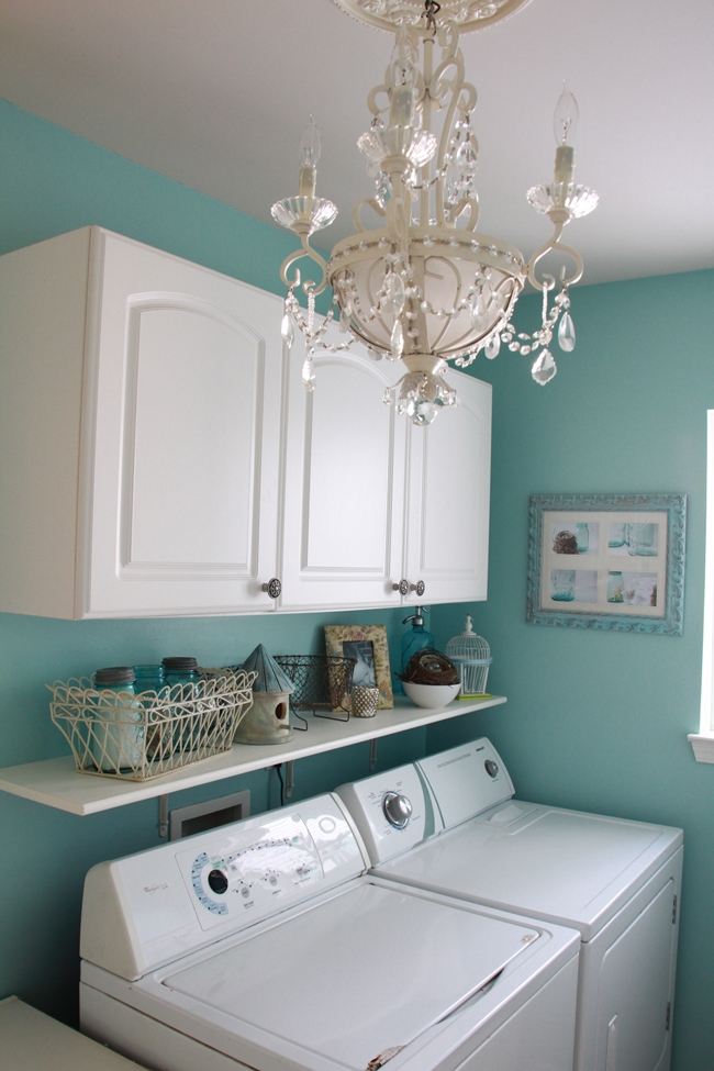 Beach Themed Laundry Room Simple Remodelaholic Home Sweet Home On A Budget  Awesome Laundry Rooms Review
