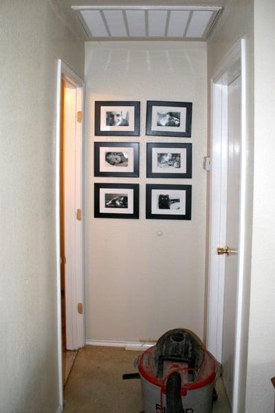 Pocket door installation with Remodelaholic