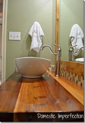 Industrial Sink vanity Idea