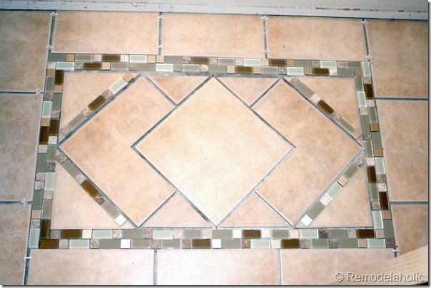 Inlaid tile rug tutorial (18)