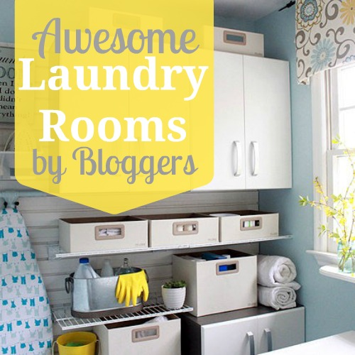 Remodelaholic | Home Sweet Home on a Budget: Awesome Laundry Rooms ...