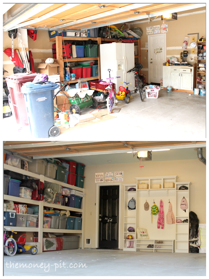 garage laundry room decorating ideas - Laundry and Mudroom Ideas and Link Party