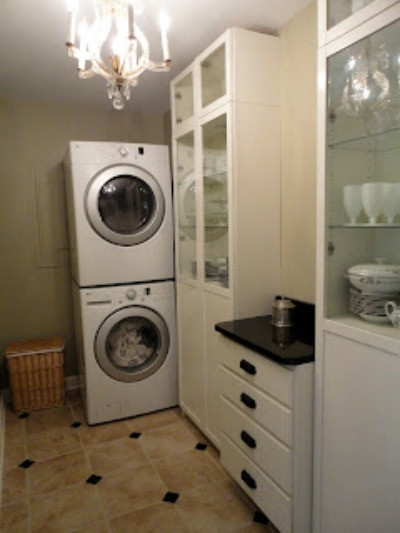 garage addition ideas - Laundry and Mudroom Ideas and Link Party
