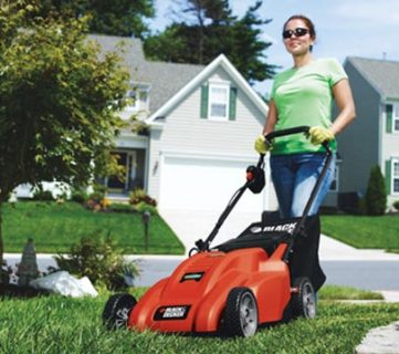 Mow Like A Pro & Giveaway