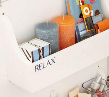 Free Cabinet Door Storage Bin Plans