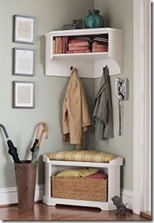 Mudroom Corner Bench Plans Diy