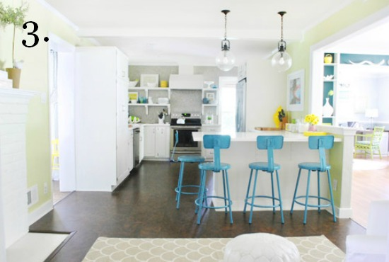 Remodelaholic Light and Bright 1950s Ranch Kitchen Makeover : 3 Young House Love kitchen from www.remodelaholic.com size 550 x 370 jpeg 50kB