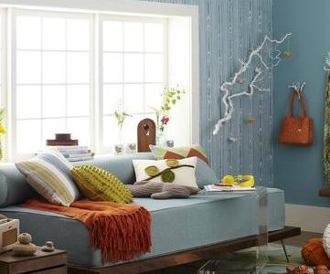 Home Sweet Home on a Budget:  Bedrooms for Boys