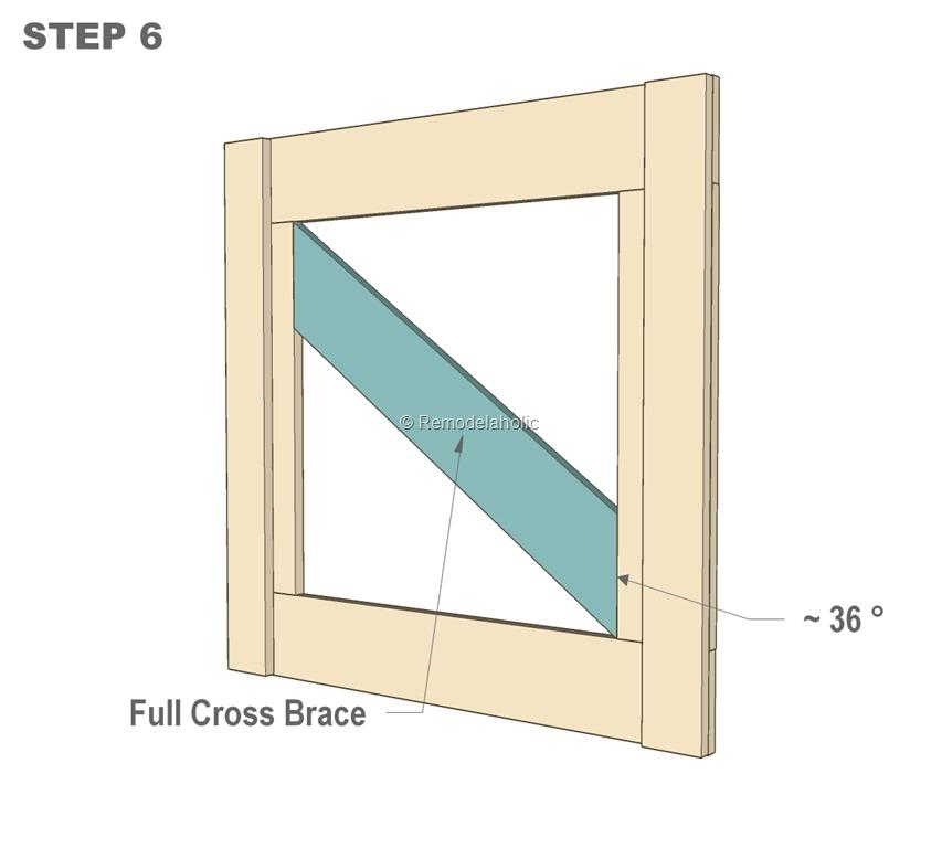 How To Build A Barn Door Frame Image Collections Doors Design Modern