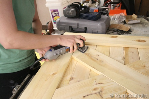 DIY dutch barn door (7)