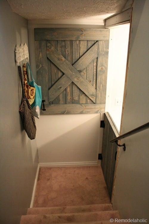 Dutch Door Installed 010