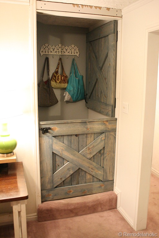 Dutch Door Installed 012 Part 67