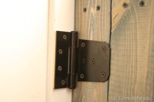 Dutch Door Installed 019
