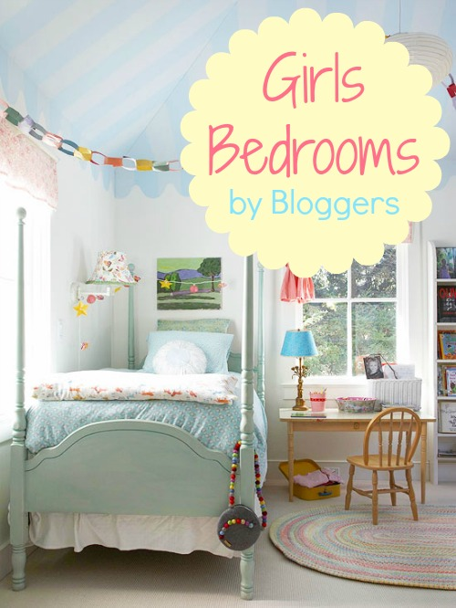 Remodelaholic home sweet home on a budget girls for Girl room ideas pinterest