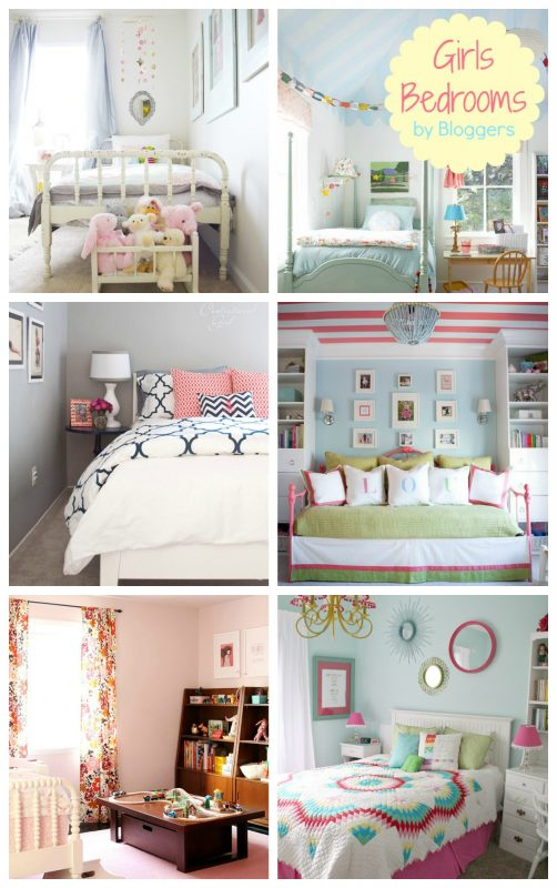 Remodelaholic home sweet home on a budget girls Toddler girl bedroom ideas on a budget