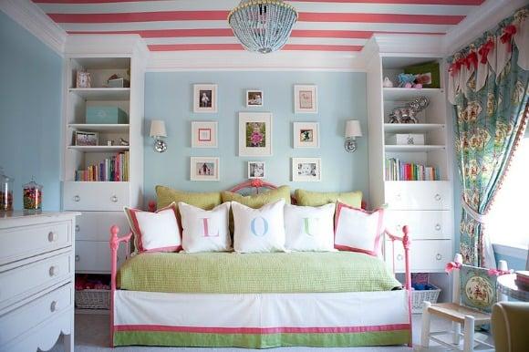 Big Bedrooms For Girls big pink bedrooms