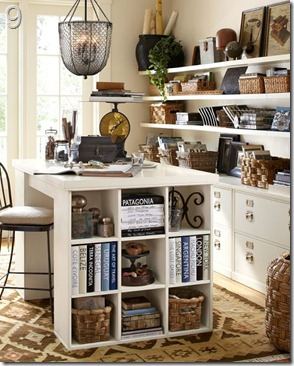 Craft Ideas Room Decorating on Remodelaholic   Fun Craft Room Makeover