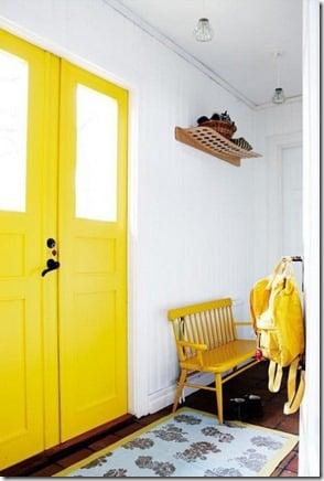 yellow-white-hallway
