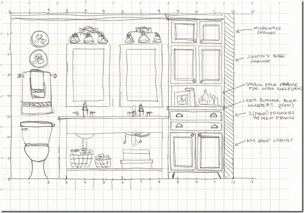 Front Elevation Of Bathtub : Remodelaholic dream master bathroom inspiration