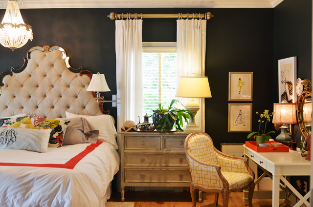 Benjamin Moore Graphite Was The Color ...