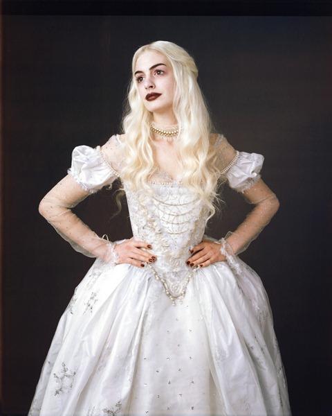 Child Wedding Dress Costume 82 Lovely Mirana the White Queen