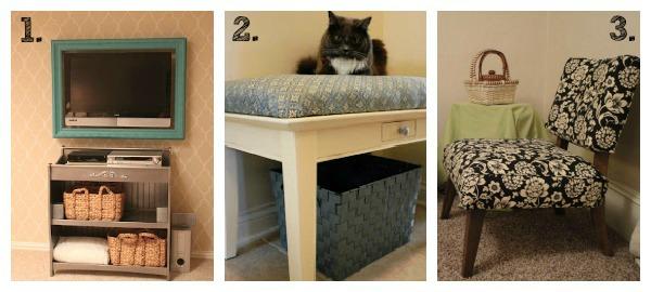 repurposed furniture ideas for kids