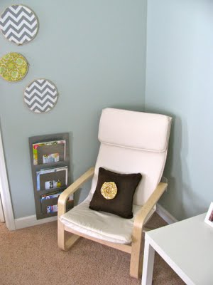 Easy Chevron Art
