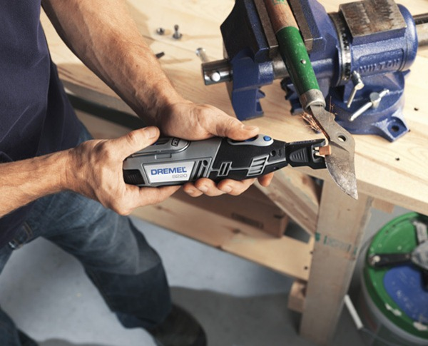 10 Ways To Use The New Cordless Dremel Rotary Tool Amp Giveaway