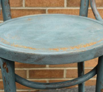 Furniture Painting Series Part 4: The Real Milk Paint Company