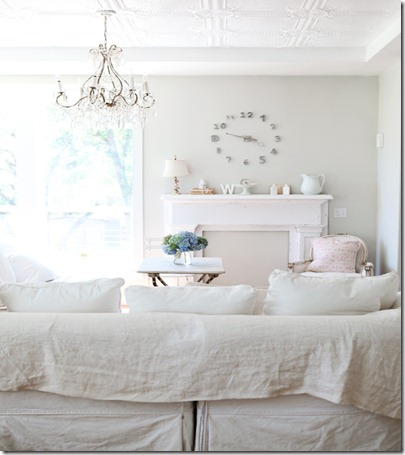 Dreamy Whites Martha Stewart pearl gray