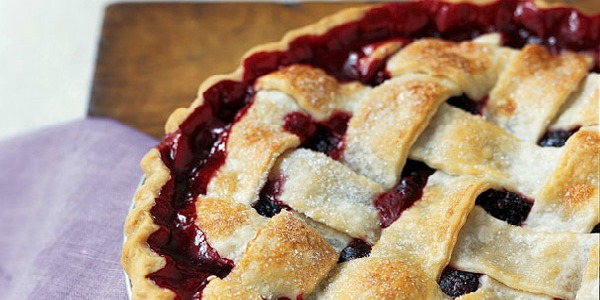 Featured Pic Blackberry Pie