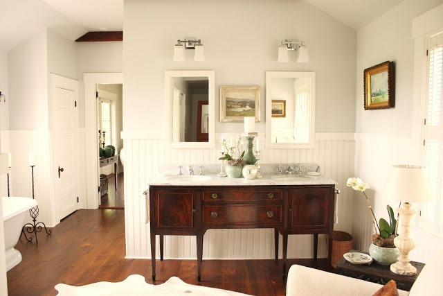 Remodelaholic best paint colors for your home gray for Horizon by benjamin moore