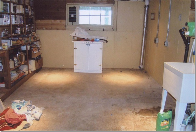 Basement Laundry Room Before And After Remodelaholic | Home S...