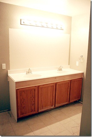 Remodelaholic How To Raise Up A Short Vanity