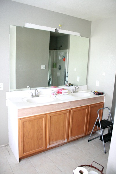 Short bathroom