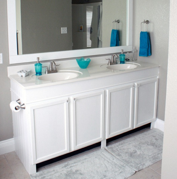 Kitchen Cabinet Height Above Sink: How To Raise Up A Short Vanity