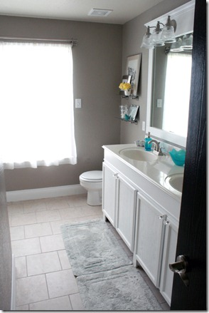 Ideal How to Add height to a short bathroom vanity