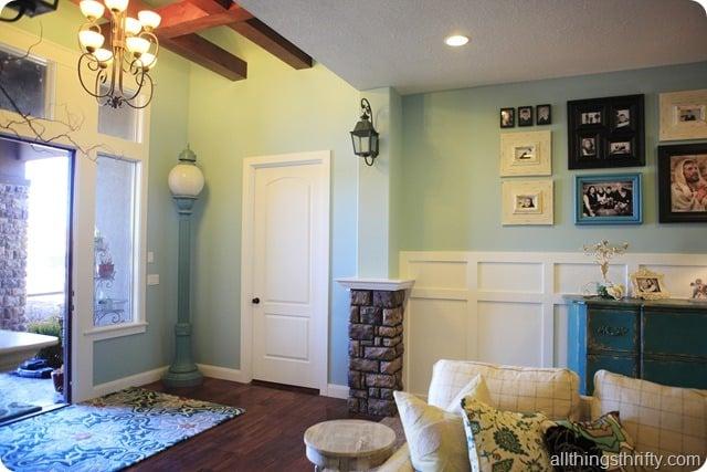 Liz E Loves Best Paint Colors For Your Home Light Blues