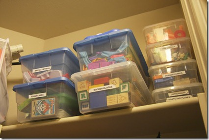 Simply Organized small toys