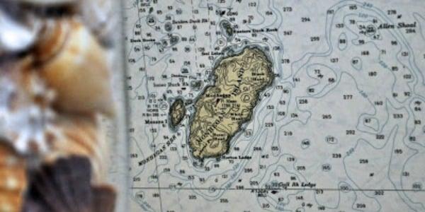 Diy nautical map wallpaper gumiabroncs Choice Image