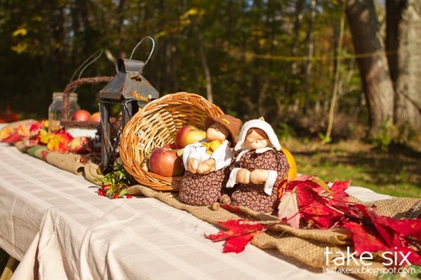 Remodelaholic 25 Best Fall Tablescapes