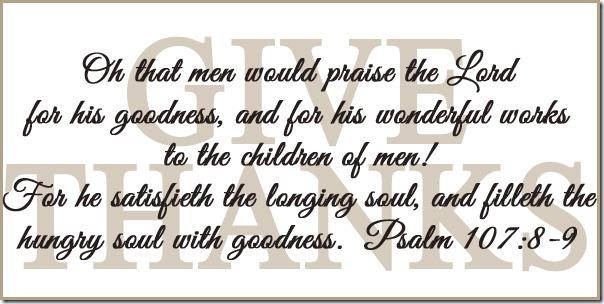Thanksgiving scripture verse copy